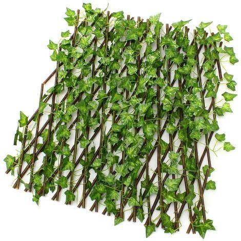 valla de 40x70cm Ver Breeze follaje escalable Jardín Mohoo
