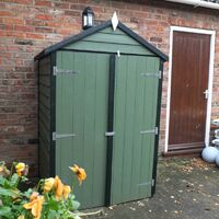 Value 6x4 Overlap Shed