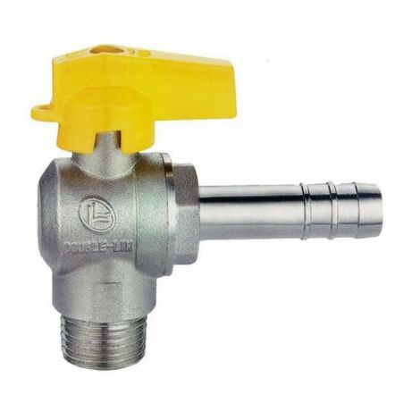 valve de gaz robinet 1/2 « » x tuyau flexible 19,5 m 13 de la loi du méthane GPL blanc en 331 pour le gaz de ville / gaz naturel / gaz liquide