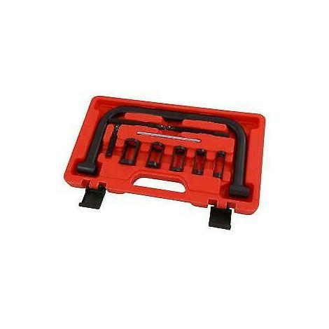 Valve Spring Compressor Kit Tool 5 in 1 10pc set