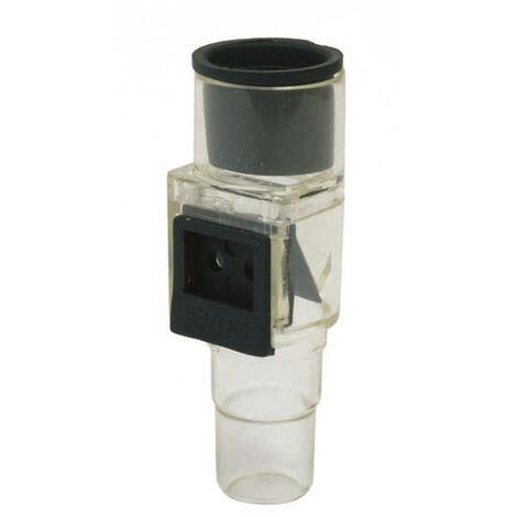 Válvula antiolores y antiruidos conductos condensados