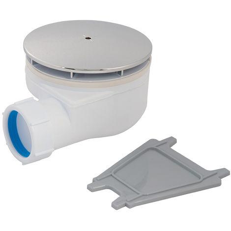Válvula con sifón para duchas, 115 mm 40 mm - NEOFERR