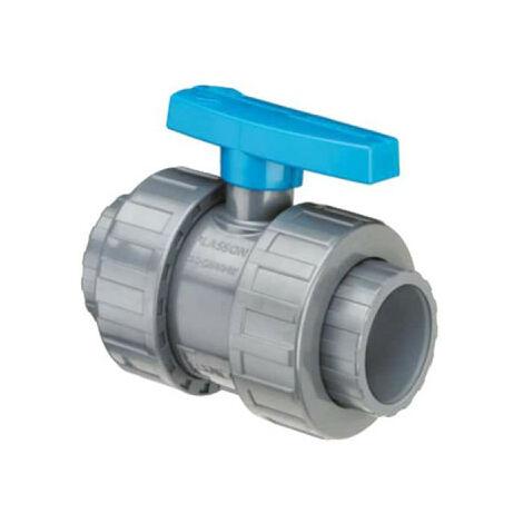 Válvula de bola NICOLLL Diámetro 40 - hembra - 60805 S