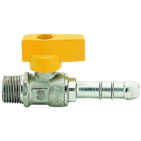Válvula de bola para gas natural Enolgas Bon Gas M 1/2 G0302N04