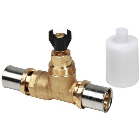 Válvula de cierre en la Giacomini prensa 20x20x2 RM173Y037
