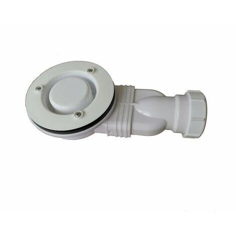 Válvula de desagüe de 90mm para platos de ducha Blend