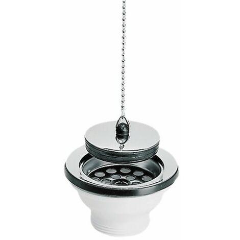 Válvula de desagüe para fregadero 560 - NICOLL : 0204004