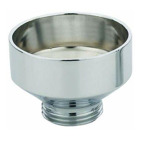 Válvula de desagüe recta para urinario Idral 0236 | Cromo
