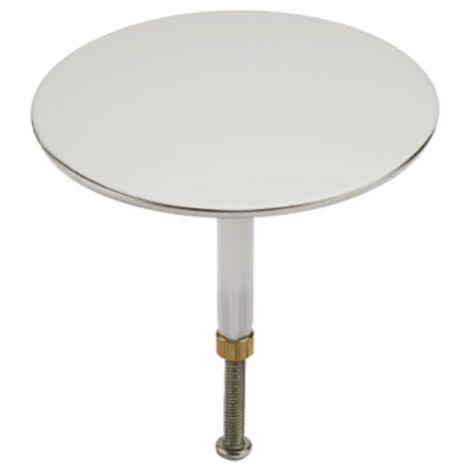 Válvula de latón para el desagüe de la bañera 5820