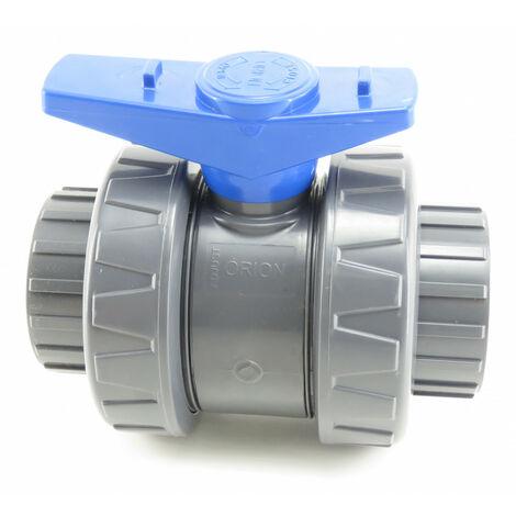 Válvula de PVC ø 32 mm PN 16 (modelo 2020)