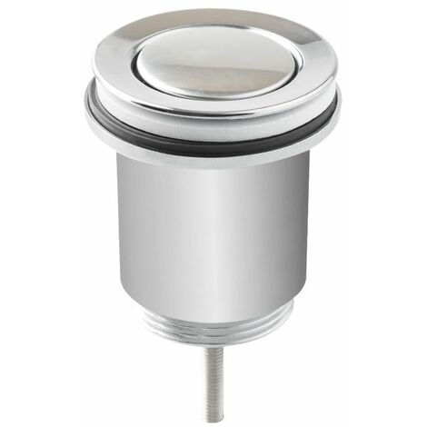 Válvula desagüe click-clack plástico int