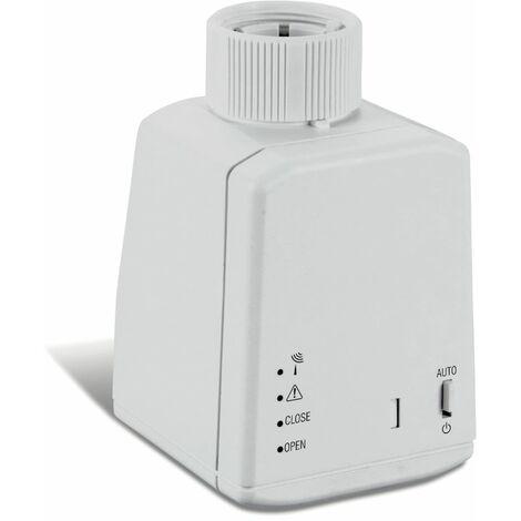 Válvula electrónica para radiadores Perry 1TXVTRX02 - blanco