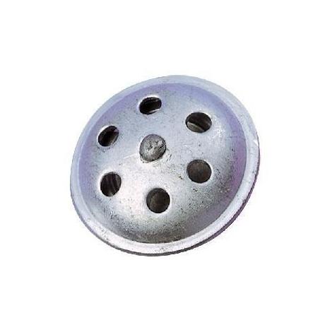 Válvula metal (cubo tetón 12L para corderos con 6 salidas)