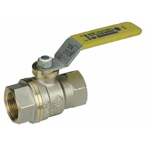 Válvula NF gas HH 3/4'' - SFERACO : 620005