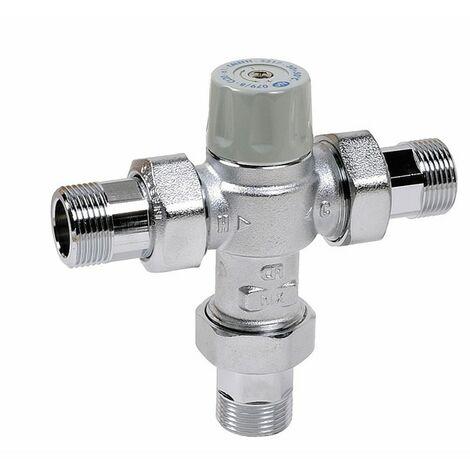Válvula termostática conexión 3/4'' M