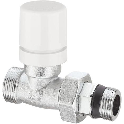 Válvula termostatizable Conexiones rectas cromo ARTECLIMA 301