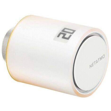 Valvula wifi inteligente Netatmo NAV-PRO para radiador