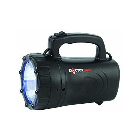 Vamp IR551LED Lampe Torche Portable Rechargeable LED