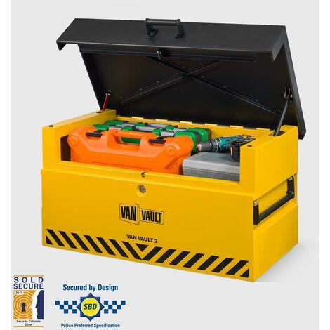 Van Vault 2 Secure Vehicle Storage Box