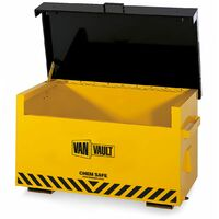 Van Vault CHEM SAFE Chemical Storage Box for On-Site Hazardous Chemicals S10022