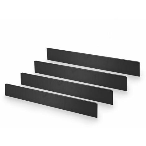 Van Vault S10915 Slim Slider Dividers (4 Pack)