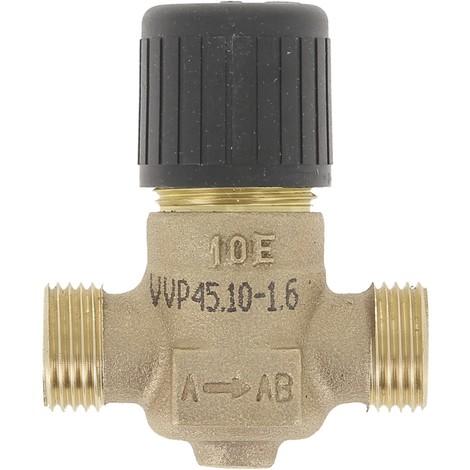 Vanne 2 voies laiton L&S Réf BPZ: VVP45.10-1.6 SIEMENS
