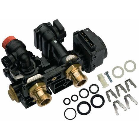 Vanne 3 voies + moteur - SAUNIER DUVAL : S1020800