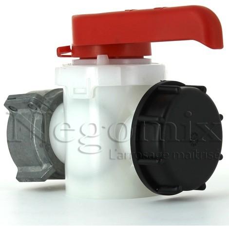 Vanne de rechange S60x6 pour cuve 1000 litres