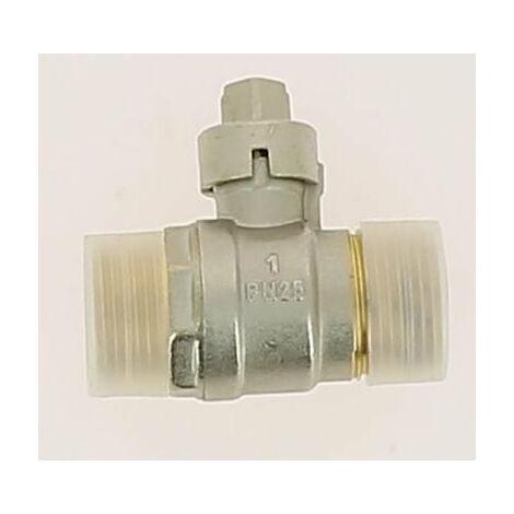 Vanne isolation 26x34 millimetres carre, FRISQUET, Ref F3AA40537