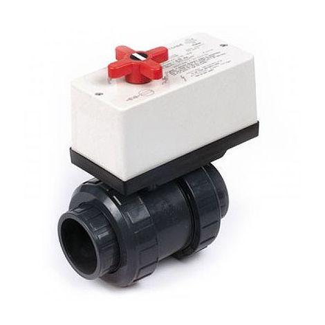 Vanne motorisée 2 voies diamètre 50 mm 230 V