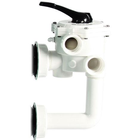 """vanne multivoies pour filtre triton et triton ii - vpt5060 2"""" - pentair"""