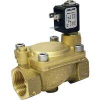 Vanne pneumatique à commande directe 2/2 voies M & M International B222DBY 230 V/AC G 1 1 pc(s)