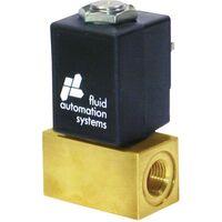 Vanne pneumatique à commande directe 2/2 voies Norgren 04-311-202-21+EDC+ACC 24 V/DC G 1/4 1 pc(s)