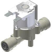 Vanne pneumatique à commande directe 2/2 voies RPE 1136 NC 24VAC 24 V/AC raccord de gaine Ø ext 6 mm 1 pc(s)