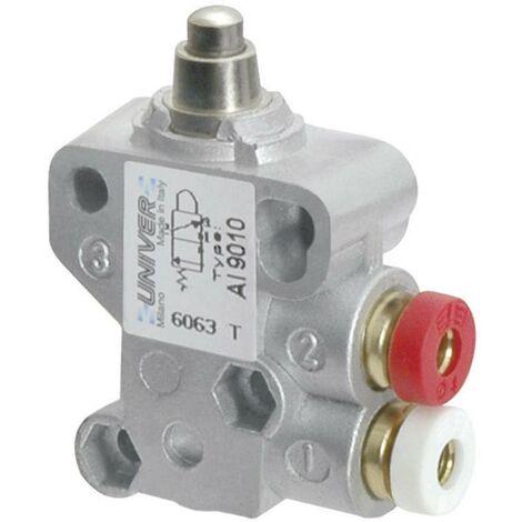 Vanne pneumatique à commande mécanique 3/2 voies Univer AI-9000M M5 1 pc(s)