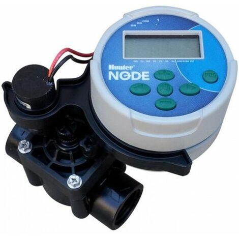 "vanne programmable 9v 1\ avec electrovanne"" - node-100-valve-b - hunter"