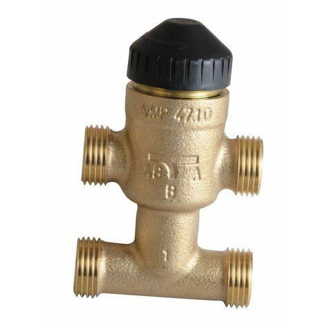 Vanne terminale STD 3V BIP. DN10 Kvs 1 G M1/2 - SIEMENS : VMP47.10-1