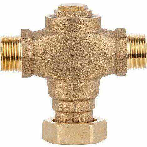 Vanne thermostatique 60°C pour préparateus d´ECS 97 008 82 - 84