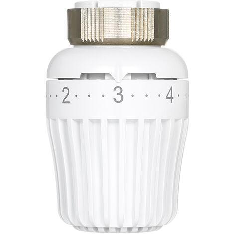 Vanne thermostatique de radiateur, regulateur de reglage automatique de la temperature ambiante, fonction antigel BC-T20