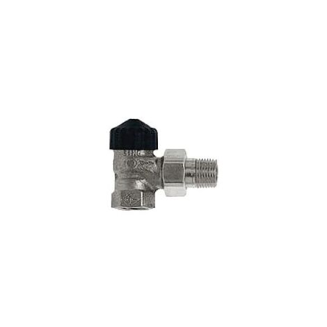 Vanne thermostatique Heimeier 1/2 DN 15 Type coudé - 371102000