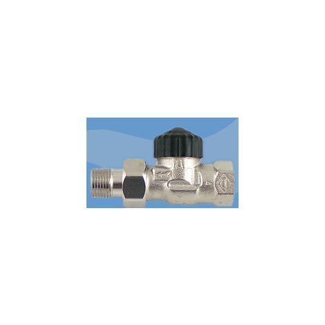 Vanne thermostatique Heimeier 1/2 passage DN15 - 371202000