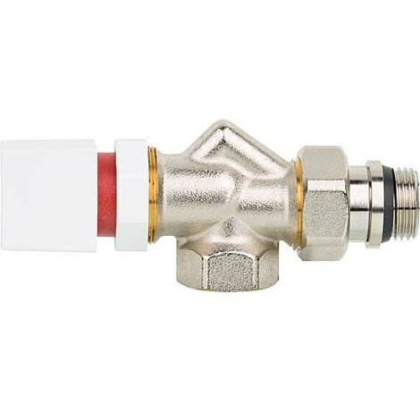 """Vanne thermostatique M28x1 equerre inversee femelle, DN15(1/2"""")"""