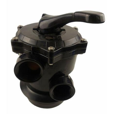 VANNE TOP filtre a sable 6 position PENTAIR KIT AZUR 9 M3/H