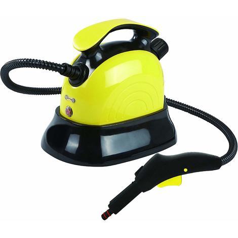 Vaporeta portatil 1500W aparato de limpieza portable a vapor 1,1L 4Bar