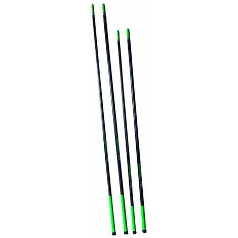Vara aceituna punta fibra vidrio 2,50 metros