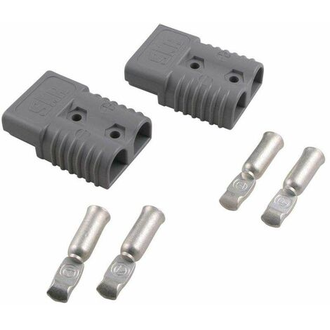 Varan Motors - 175Aqc Par de conectores rapidos max 600V 175Amp para cabrestante u otro