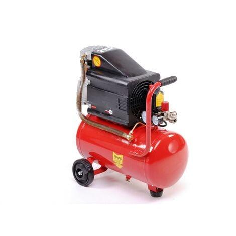 Varan Motors - 184005 Air compressor 24L 2HP 1.5KW, 130 litres per minute