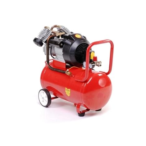 Varan Motors - 184015 Dual cylinder air compressor 50L 3HP 2.2KW, 250L/MIN