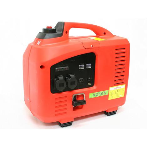 Varan Motors - 92506 Generador eléctrico, grupo electrógeno portátil, gasolina, 2.8KW 230V, inverter