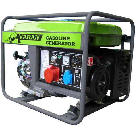 Varan Motors - 92521 Electric generator gasoline 7.0 kVA 1x 400V 1x 230V 1x 12VDC